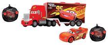 Dickie Toys. Rc Cars 3 Twin Pack Saetta McQueen E Mac Truck 1:24