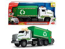 Dickie Toys. Giant Camion Ecologia Cm. 55, Luci E Suoni