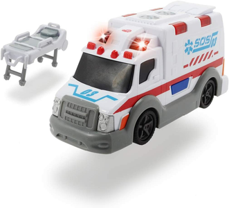Giocattolo Dickie Toys. Action Series. Ambulanza con Luci 15 Cm Dickie Toys 0