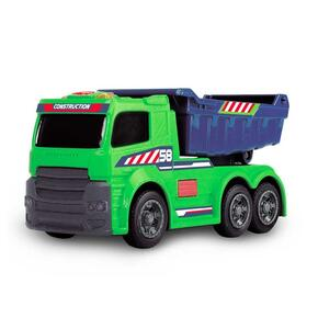 Dickie Toys. Action Series. Camion Nettezza Urbana con Luci 15 Cm - 3