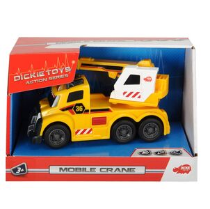 Giocattolo Dickie Toys. Action Series. Camion con Braccio Gru con Luci 15 Cm Dickie Toys 0