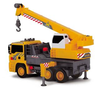 Dickie Toys. Air Pump. Camion con Braccio Gru - 3