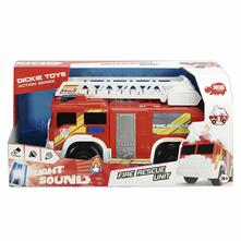 Dickie Toys. Action Series. Camion Pompieri Cm.30 Luci E Suoni