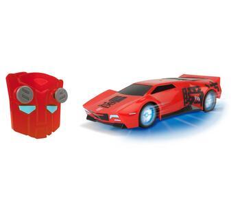 Transformers. Turbo Racer Sideswipe 1:24 con Funzione Turbo, Cerchioni e Chassis con Luci e Radiocomando - 3