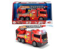 Dickie Toys. Action Series. Camion Dei Pompieri Cm. 36, Con Funzione Getto D'Acqua, Luci E Suoni