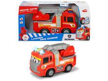 Happy Camion Pompieri cm. 25, motorizzato, luci e suoni