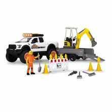 Playlife Road Construction Set Con Ford Raptor Pick Up