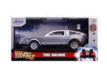 JADA TOYS Time Machine Ritorno al Futuro 2 in scala 1:32 die cast, + 8 anni, 253252003