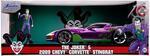 Jada Joker 2009 Chevy Corvette St Modellini, 253252016