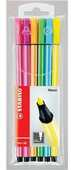 Cartoleria Penne colorate Pen 68 6 pezzi Stabilo