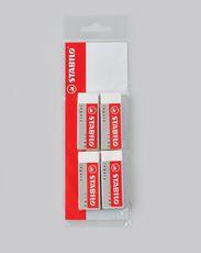 Cartoleria Gomme STABILO Legacy. Confezione 4 pezzi Stabilo