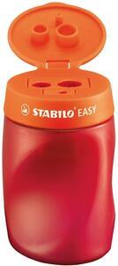 Cartoleria Temperino STABILO EASY per destrorsi Arancione Stabilo