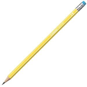 Matita Stabilo pencil 160 2B con gommino