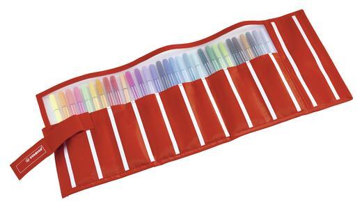 Pennarelli STABILO Pen 68. Rollerset 30 colori - 2