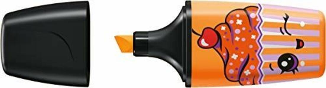 Cartoleria Evidenziatore STABILO BOSS MINI Sweet Friends Arancione Stabilo