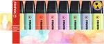 Evidenziatore STABILO BOSS ORIGINAL Pastel - Astuccio 8 colori
