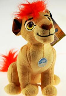 Lion Guard Peluche 20Cm Con Suoni (U)