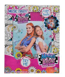Maggia e Bianca. Fashion Friends. Diario Musicale Con Luci e Suoni - 3