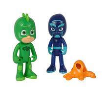 Simba 109402149. Figure maschere PJ Set Gecko e Ninja