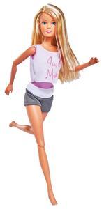 Steffi Love Just Move, In Abito Sportivo, Con Corpo Articolato