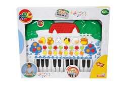 Giocattolo Abc. Tastiera Simba Toys