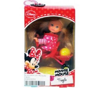 Giocattolo Evi Love Minnie con Triciclo Toys Market 0