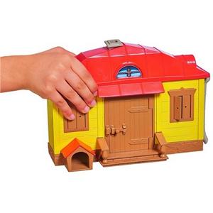 Giocattolo Masha e Orso. Playset Casa Masha Richiudibile con Personaggio Masha e Accessori Simba Toys 3