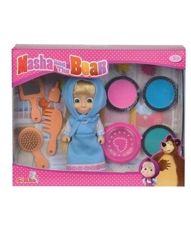 Masha e orso bambola masha 12 cm colora capelli simba for Masha giocattolo