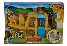 Lion Guard. Pride Lands Playset Cm.42 Incluso Kion E Accessori