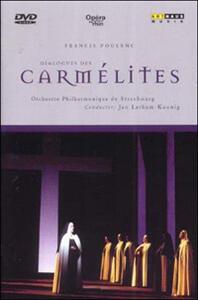 Poulenc Francis. Dialogo delle Carmelitane - DVD