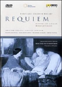 Wolfgang Amadeus Mozart. Requiem. Karajan Memorial Concert - DVD
