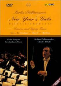 New Year's Gala 1996. Dances and Gypsy Tunes. Brahms, Ravel, Berlioz. - DVD