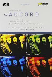 Kronos Quartet. In Accord - DVD