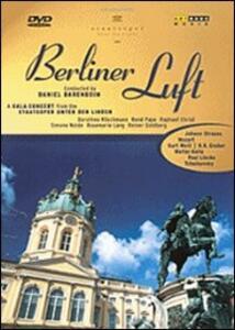 Berliner Luft. New Year's Concert di Gabriele Faust - DVD