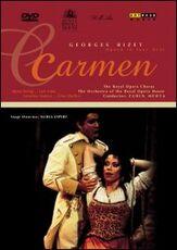 Film Georges Bizet. Carmen Nuria Espert