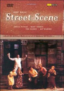 Kurt Weill. Street Scene di Francesca Zambello - DVD