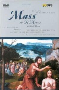 Johann Sebastian Bach. Mass In B Minor - DVD