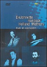 Film DeJohnette-Hancock-Holland-Metheny. Live In Concert
