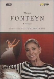 Margot Fonteyn. A Portrait di Patricia Foy - DVD