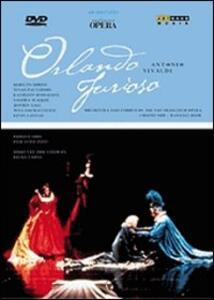 Antonio Vivaldi. Orlando Furioso di Pier Luigi Pizzi - DVD