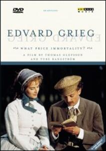 Edvard Grieg. What Price Immortality? - DVD