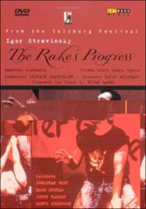 Igor Stravinsky. Rake's Progress - La carriera di un libertino di Jörg Immendorff - DVD
