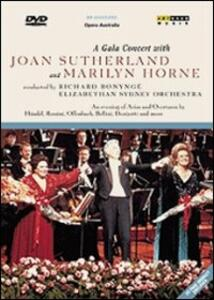 A Gala Concert with Joan Sutherland & Marilyn Horne - DVD