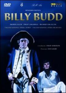Benjamin Britten. Billy Budd di Tim Albery - DVD