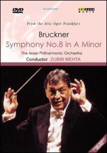 Bruckner. Sinfonia n.8 di Barrie Gavin - DVD