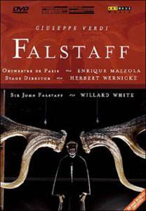 Giuseppe Verdi. Falstaff di Herbert Wernicke - DVD