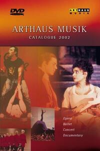 Dimostrativo Arthaus. Catalogo DVD 2002 (DVD) - DVD