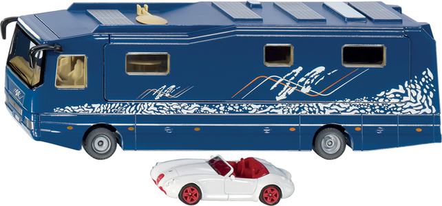 Giocattolo Die Cast Camper Mobil Perfomance (1943) Siku 0