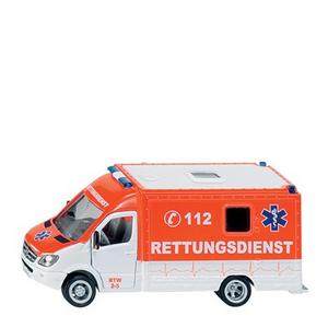 Giocattolo Die Cast ambulanza (2108) Siku