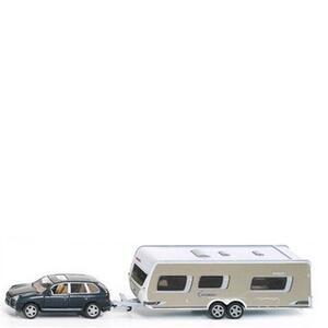 Die Cast auto con caravan (2542) - 2